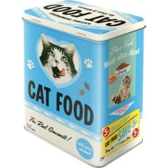 Vorratsdose L Cat Food - Love Mix