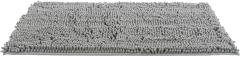 Schmutzfangmatte grau 80 × 60 cm