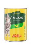 JosiCat Chicken in Jelly 400 g