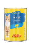 JosiCat Fish in Sauce 415 g