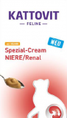 Kattovit Spezial-Cream NIERE/RENAL 6 x 15 g