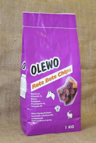 Olewo Rote Beete Chips 2,5 kg